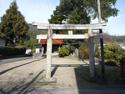 白兎神社 池田