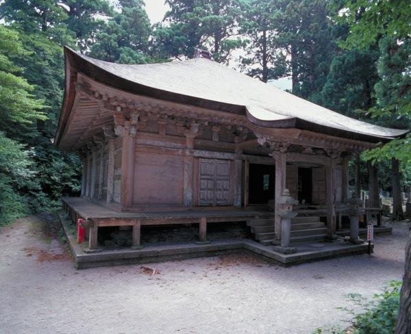 大山寺阿弥陀堂