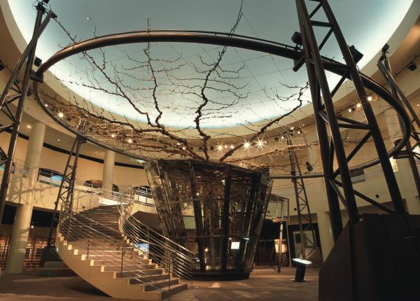 鳥取二十世紀梨記念館(なしっこ館)