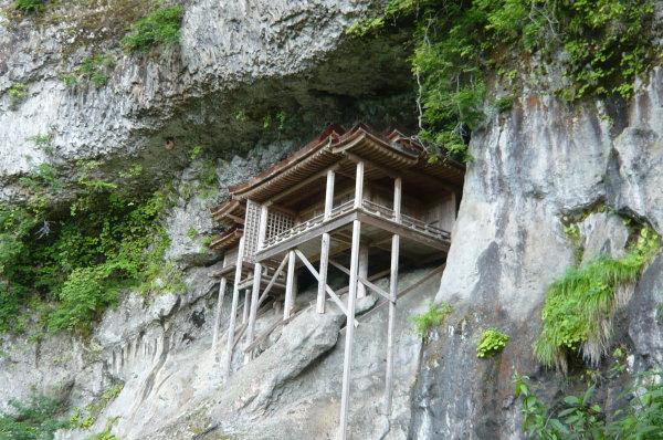 三徳山三佛寺・投入堂