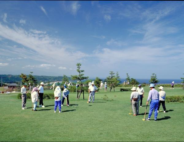 グラウンドゴルフの里「潮風の丘とまり」