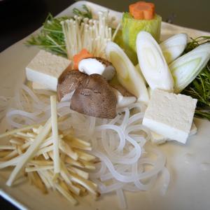 旅風庵生姜鍋
