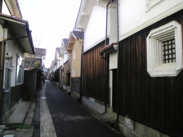 蔵通り・カリヤ通り