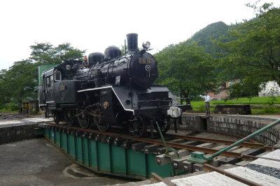若桜鉄道若桜駅