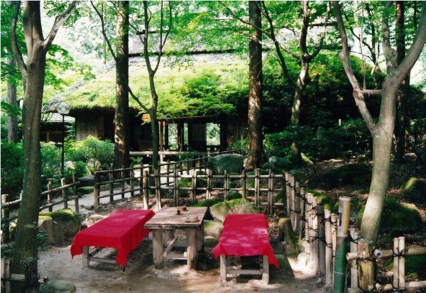 山菜料理みたき園