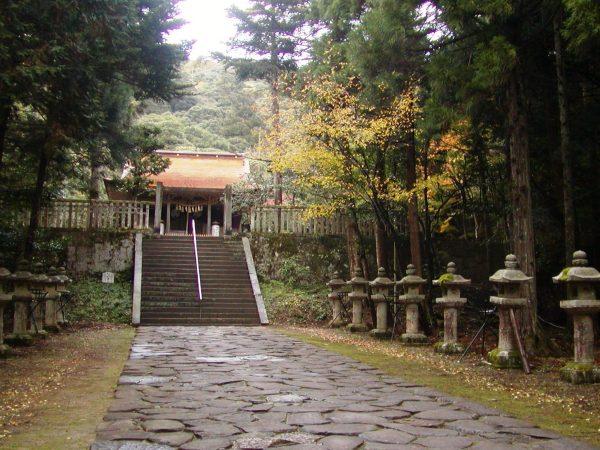 鳥取東照宮(樗谿神社)・樗谿公園