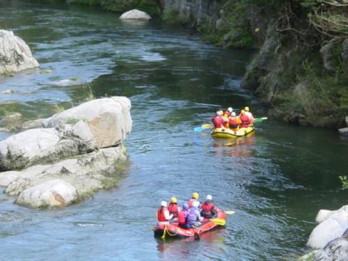 日野川くだり