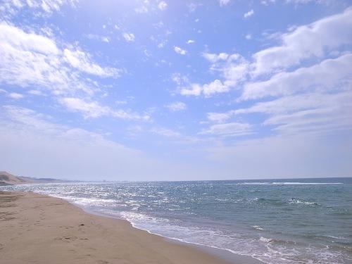 鳥取砂丘海水浴場