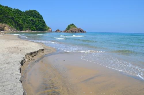 小沢見海水浴場