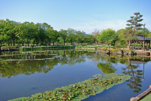 東郷湖羽合臨海公園
