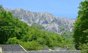 夏山登山トレッキング