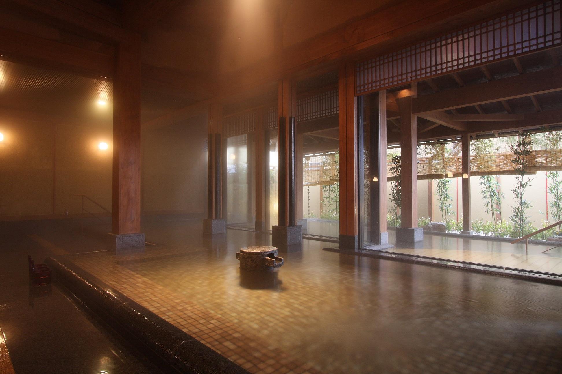 三朝観光ホテル 万翆楼