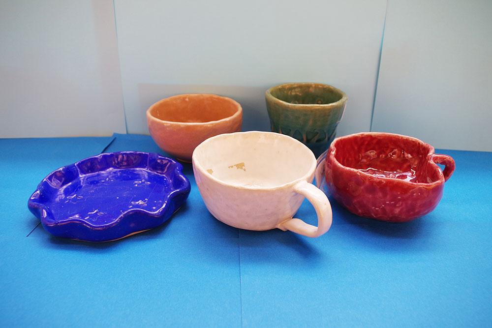 鳥取砂丘こどもの国 陶芸
