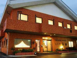 ビジネスホテル斉木 外観1