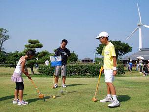 グラウンドゴルフ1