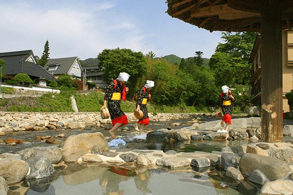 【宿泊】奥津温泉