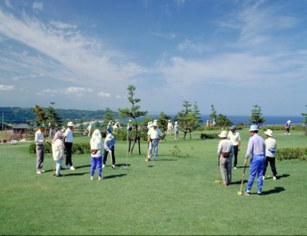 グラウンド・ゴルフができる場所