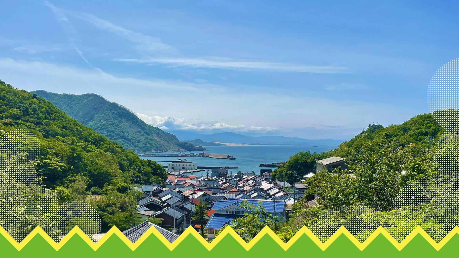 とっとりの夏 とっとりの夏 山編 トレイル 鳥取県観光連盟 スタッフが 歩いてリポート TOTTORI トレイル!