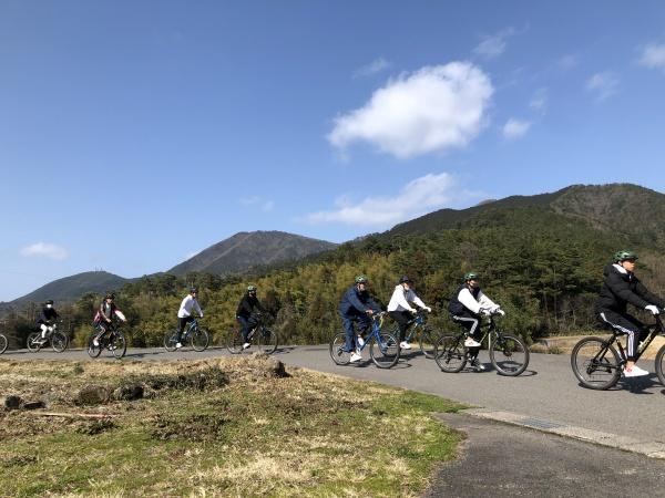 森の国 里山サイクリング1