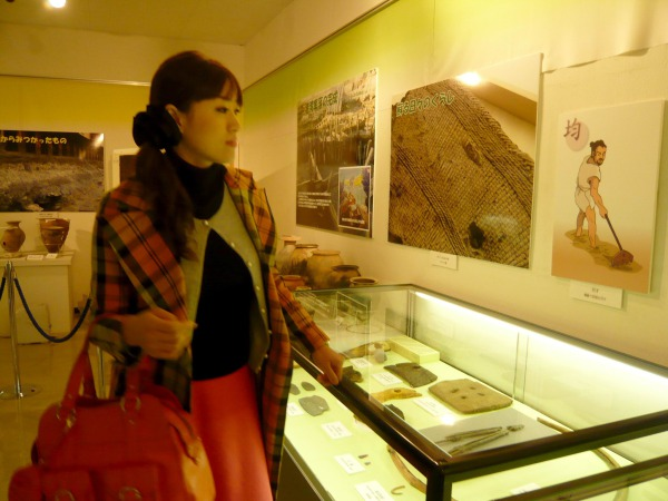 青谷上寺地遺跡