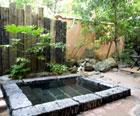 岩井温泉のお宿