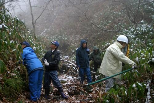 大山蒜山と自然と風景を守るグラウンドワーク実践ツアー