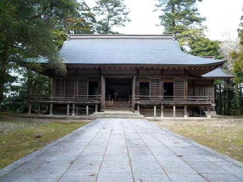 倭文神社(伯耆一ノ宮)