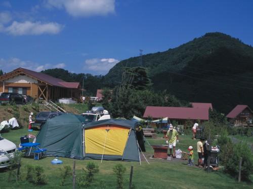 安蔵森林公園