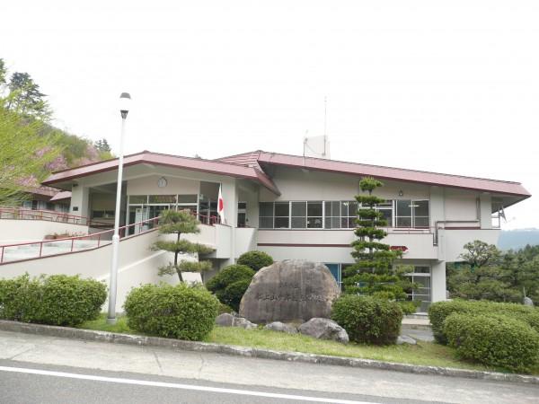 鳥取県立船上山少年自然の家